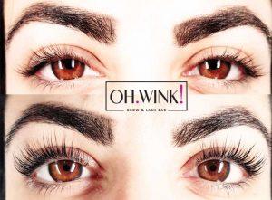 Lash Lift Limassol Cyprus - amazing eyelashes